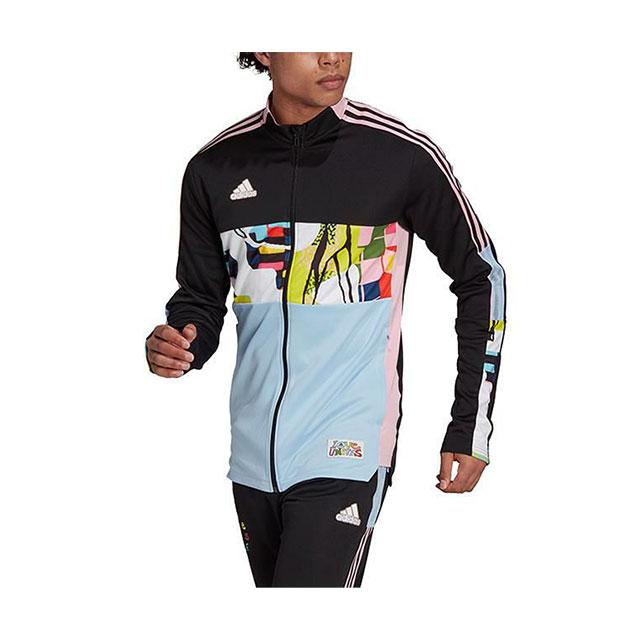 アディダス adidas メンズ サッカー フットサル トレーニングウェア 長袖 アウター アディダス ラブ ユナイツ ティロ トラックジャケット P9736 【2021FW】