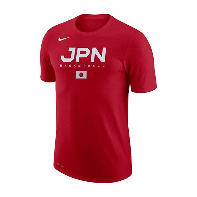 ナイキ NIKE メンズ 日本代表 バスケットボール ウェア トップス ナイキ JPN PRTC GPX S Tシャツ CZ5313-657