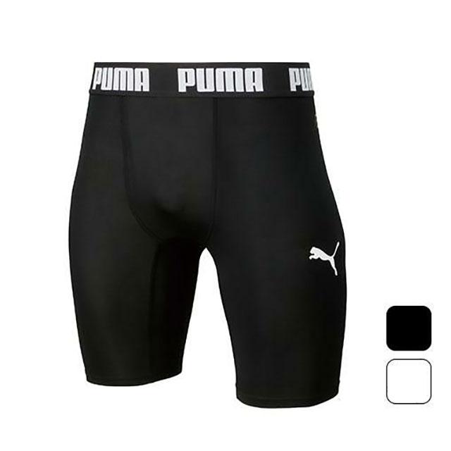 プーマ PUMA メンズ サッカー フットサル アンダーウェア コンプレッション ショートタイツ 656333 【2021FW】