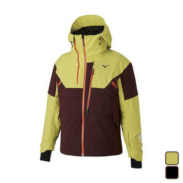 ミズノ MIZUNO メンズ レディース スキーウェア コンペタイプ ジャケット KSK-NEXT PARKA Z2ME1341 【21-22モデル】