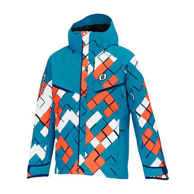 オンヨネ ONYONE メンズ レディース スキーウェア コンペタイプ ジャケット PRINT OUTER JACKET ONJ94P43 【2021-22】
