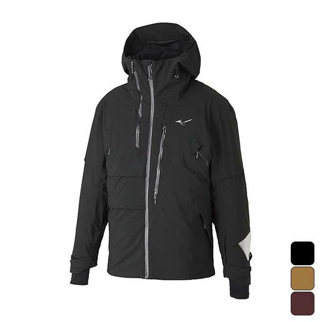 ミズノ MIZUNO メンズ レディース スキーウェア コンペタイプ ジャケット FREE SKI PARKA Z2ME1340 【21-22モデル】