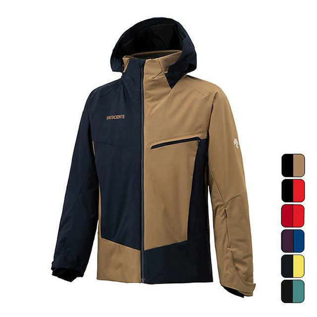 デサント DESCENTE スキーウェア コンペタイプ ユニセックス ジャケット S.I.O INSULATED JACKET/TECHNICAL DWUSJK51 【2021-22】