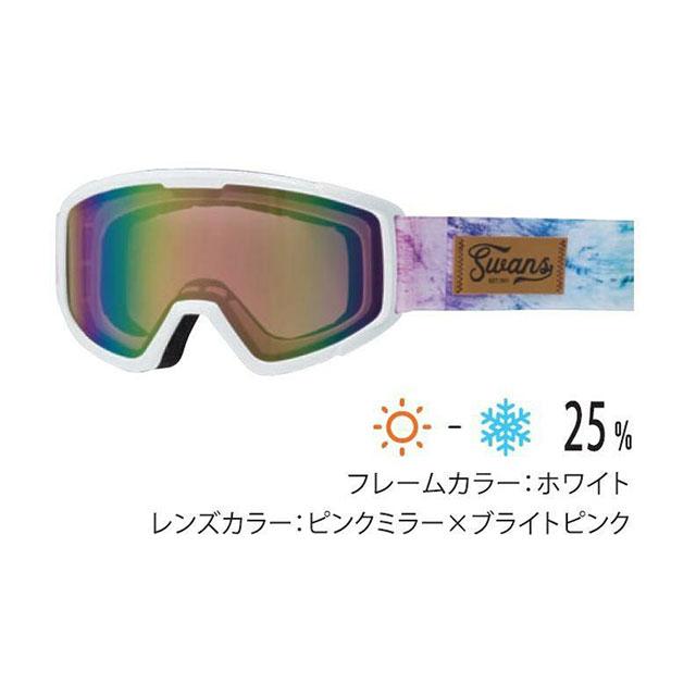 【予約販売中】 スワンズ SWANS スキー ジュニア ゴーグル 140-MDH 140-MDH 【21-22モデル】
