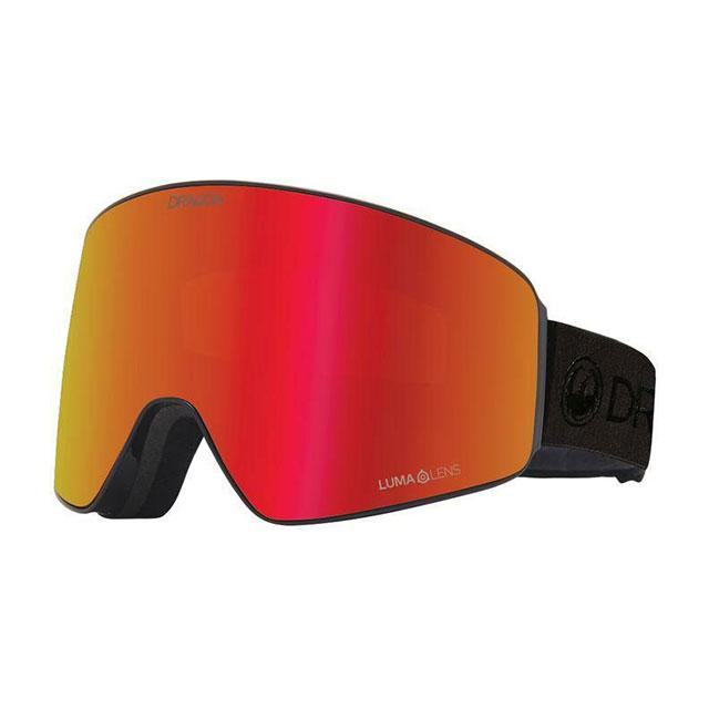 ドラゴン DRAGON スキー スノーボード ハイコントラスト レンズ ゴーグル PXV 【21-22モデル】
