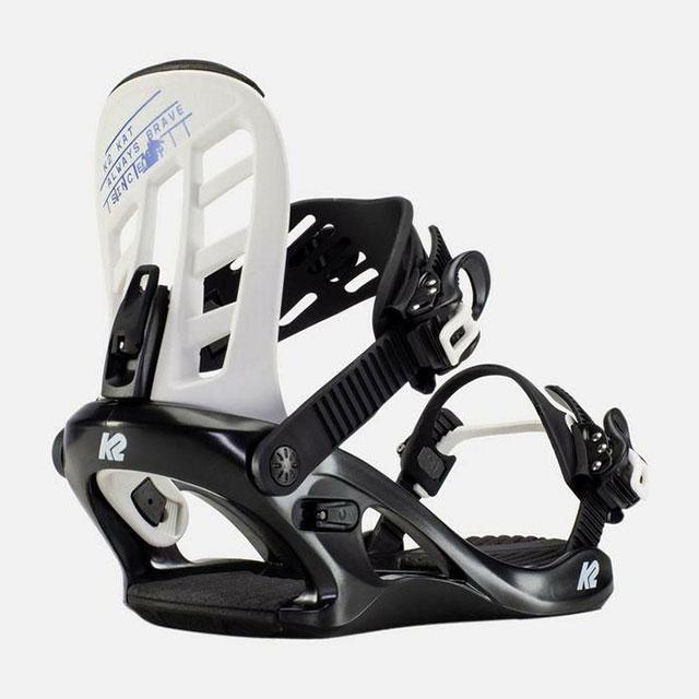 【国内正規品】 ケーツー K2 スノーボード バインディング ジュニア KAT BINDING 20-21モデル