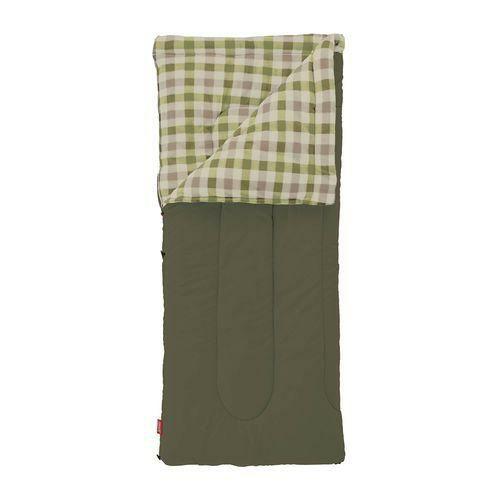 コールマン Coleman アウトドア キャンプ 用品 寝袋 フリースイージーキャリー スリーピングバッグ / C0 (オリーブ リーフ) 2000033802