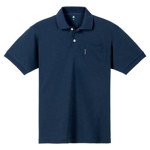 モンベル mont-bell メンズ ウエア WIC.ポロシャツ Men's 1114228 DKNV