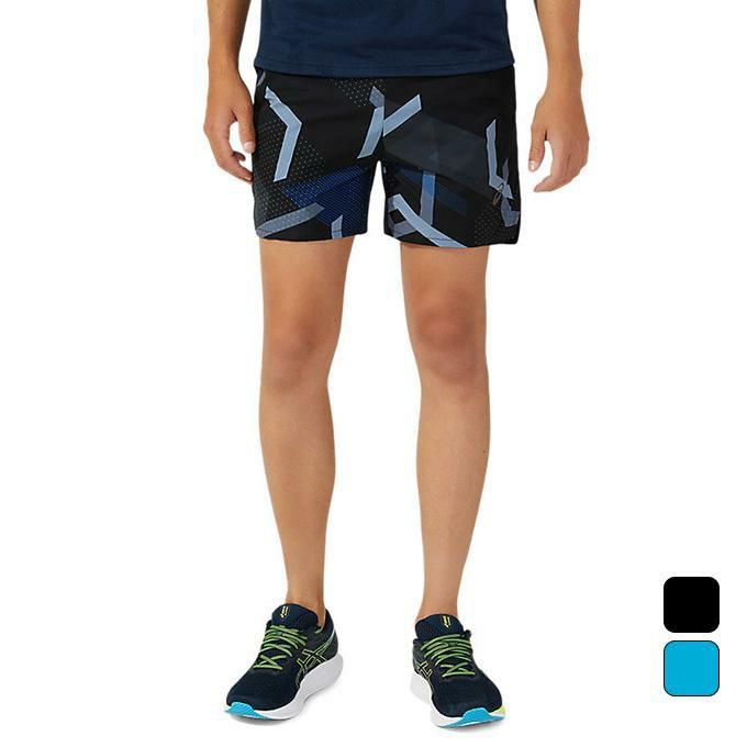 アシックス ASICS メンズ ランニング ウェア ショートパンツ ランニンググラフィックマルチポケットショーツ 2011B958
