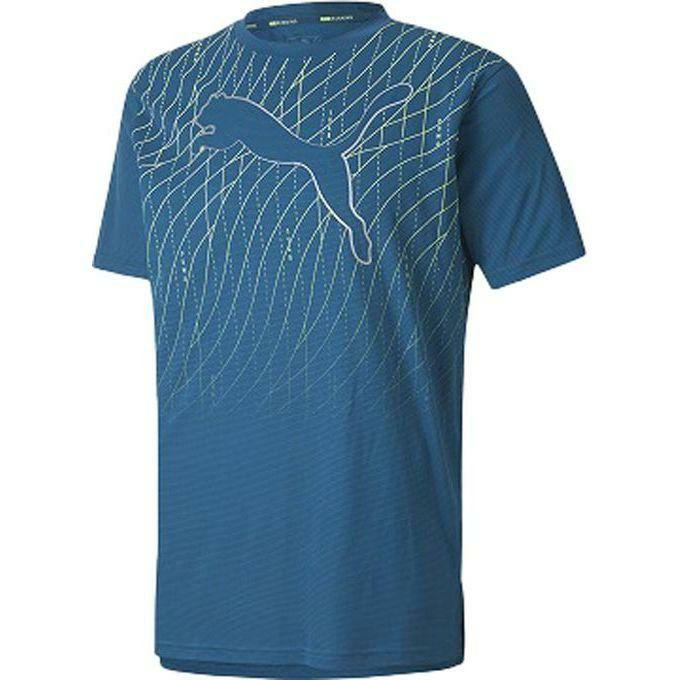 プーマ PUMA メンズ Tシャツ ラン グラフィック キャット SS Tシャツ 519848 02