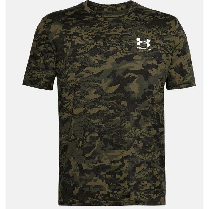 アンダーアーマー UNDER ARMOR メンズ トレーニング Tシャツ 半袖 UAカモ ショートスリーブ 1357727 001
